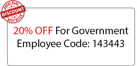 Government Employee Coupon - Locksmith at Duncanville, TX - Duncanville TX Locksmith